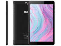 Планшет BQ 8077L Exion Plus Black (Unisoc SC9863A 1.6 GHz/3072Mb/32Gb/Wi-Fi/Bluetooth/LTE/GPS/Cam/8.