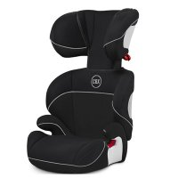 Автокресло Cybex Solution pure black, 2/3 (15 кг-36 кг)