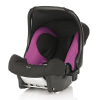 Автокресло Romer Baby-Safe plus Cool Berry Trendline
