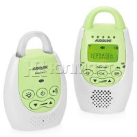 Радионяня AudioLine Baby Care 7 Digital Babyphone, до 300 м