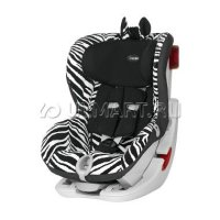 Автокресло Britax Romer King II LS (smart zebra highline)