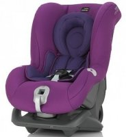 Автокресло Britax Romer First Class Plus (mineral purple trendline)