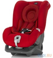 Автокресло Britax Romer First Class Plus 0-18 кг Flame Red Trendline