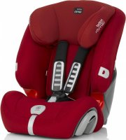 Автокресло Britax Romer Evolva Plus 1-2-3 (flame red trendline)