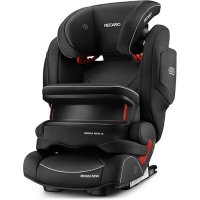 Автокресло детское RECARO Monza Nova IS SF Perfomance Black 6148.21534.66