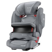 Автокресло детское RECARO Monza Nova IS SF Alluminum Grey 6148.21503.66