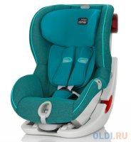 Автокресло Britax Romer King II LS (green marble highline)