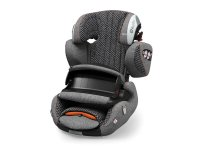Автокресло Kiddy Guardianfix 3 Limited Retro группа 1/2/3 Charcoal